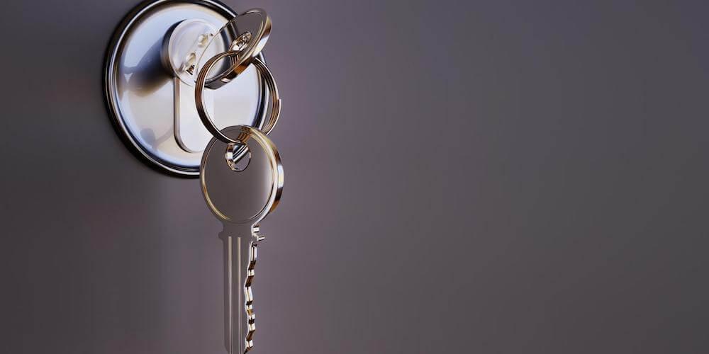 master key system set of keys