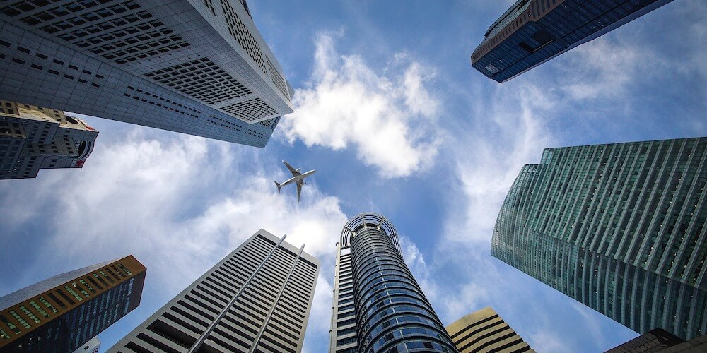 high security restricted key systems for offices, skyscraper offices