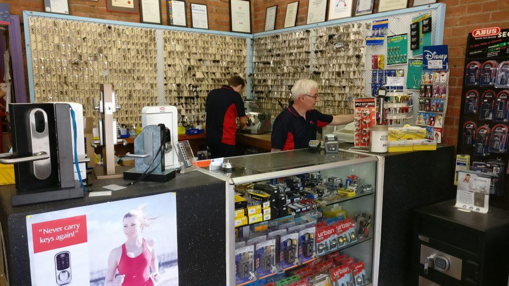 Our Collingwood Store | Amalgamated Locksmiths